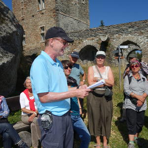 13rd Art and literature days and tours in Sils