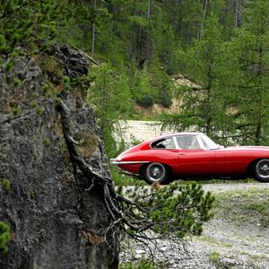 23rd British Classic Car Meeting St. Moritz