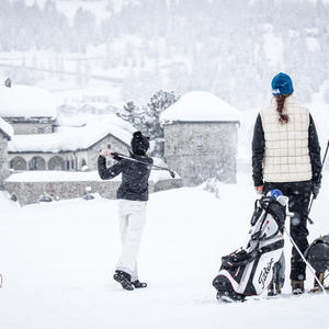 37. Engadin Snow Golf Cup by MASERATI