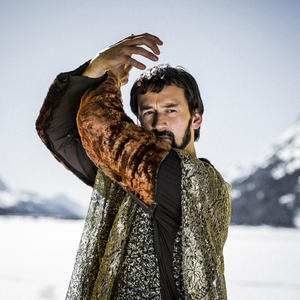The king in the snow - Origen Festival Cultural 2014