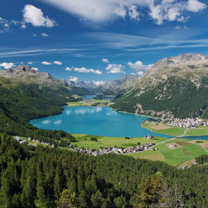 Engadin Swimrun 2014