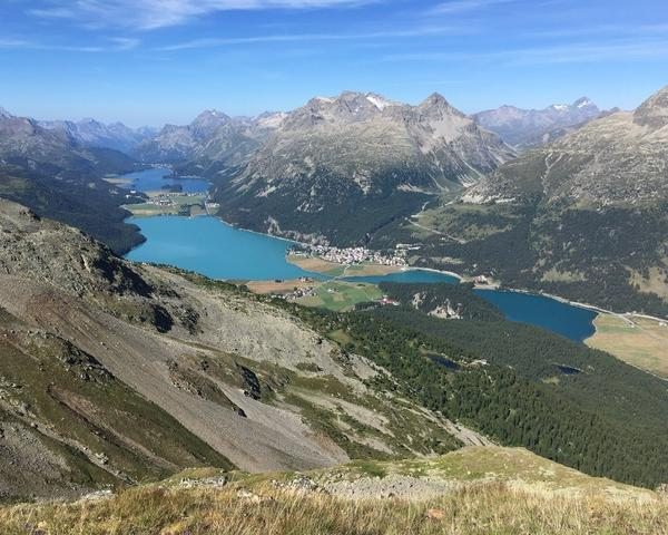 Geführte Wanderung: Preda - Bergün