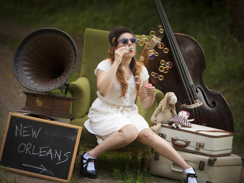 Musik & Tanz: Sugarpie & the Candymen