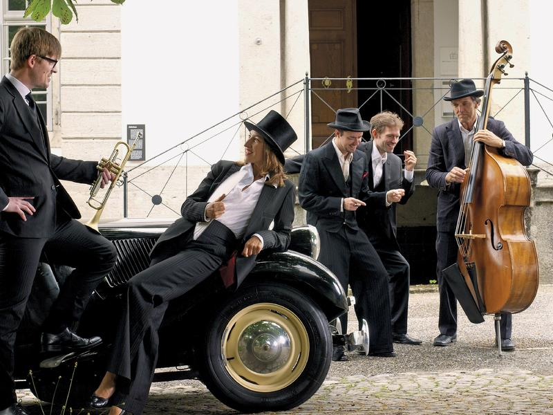 Apéro-Konzert: Sugar & The Josephines