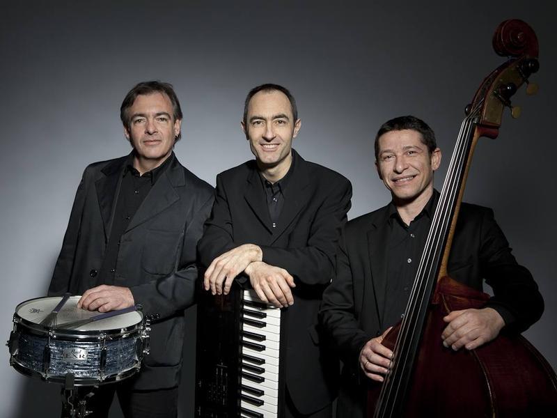 Haupt-Konzert: Michael Alf Trio