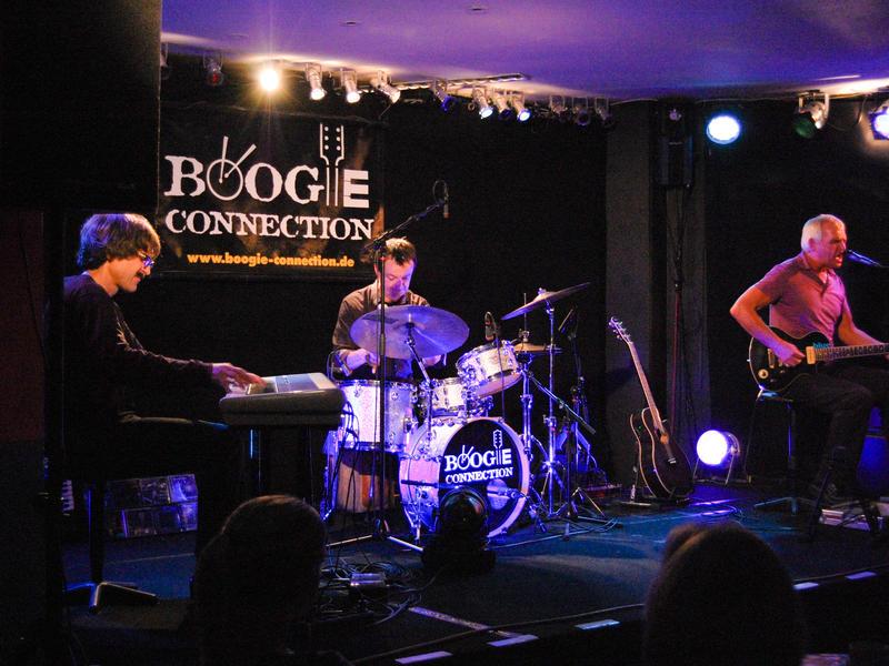 Apéro-Konzert: Boogie Connection