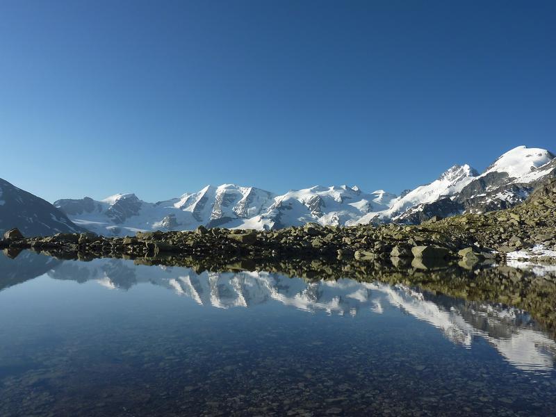 Geführtes Wandern: Idyllische Bergseen