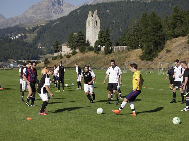 Fussball: Herbstrunde FC Celerina