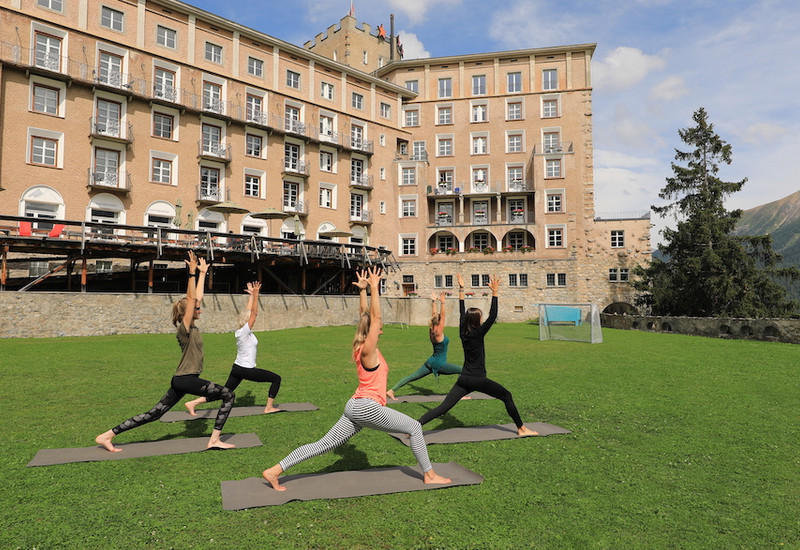 Reiten & Yoga mit Catherine Lippuner