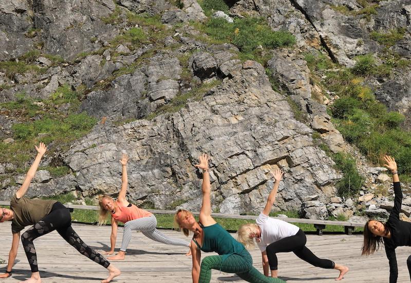 Workshop: Reiten & Yoga mit Catherine Lippuner