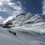 Schneeschuhwandern Celerina bis Zuoz