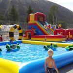 Sport: Hüpfburgen-Funpark