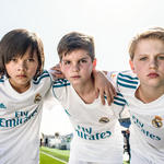 Fussball Trainingslager: Nachwuchscamp